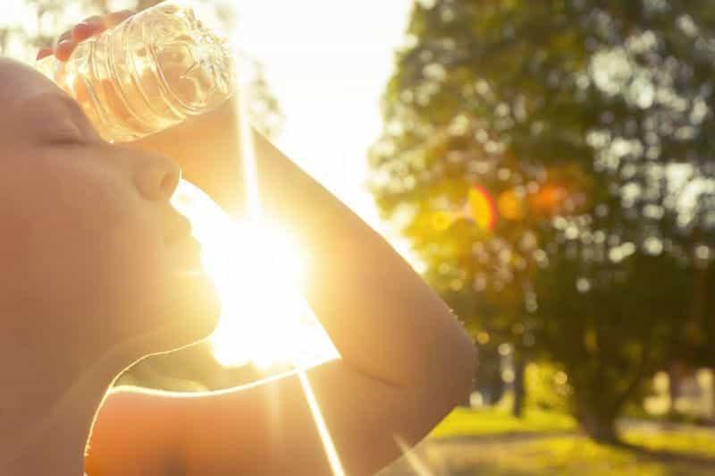 Güneş Çarpmasına Dikkat Edilmeli! Hava Durumu